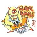 Molts Records - Global Rumble mixtape cover art