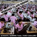 Molts Records - Working Class Riddim mixtape cover art