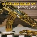 Mooley - Bootleg Gold mixtape cover art