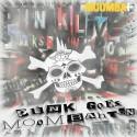 Moomba+ - Punk Goes Moombahton mixtape cover art