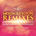Moombahton Remixes mixtape cover art