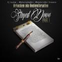 Mr. Buck'Em - Stayed Down mixtape cover art