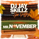 Mr. November mixtape cover art