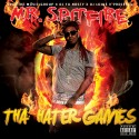 Mr. $pitfire - Tha Hater Games mixtape cover art