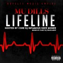 Mu Dills - Lifeline mixtape cover art