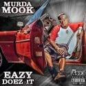 Murda Mook - Eazy Does It mixtape cover art