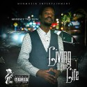 Murda V Tha Don - Living A High Life mixtape cover art