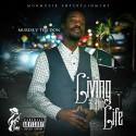 Murda V Tha Don - Living A High Life mixtape cover art