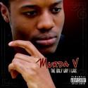 Murda V Tha Don - The Only Way I Live mixtape cover art