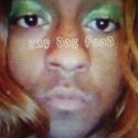 Mykki Blanco - Gay Dog Food mixtape cover art