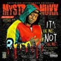 Mystr Nukk - It's In Me, Not On Me mixtape cover art