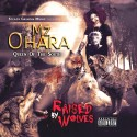 Mz. Ohara - Raised By Wolves mixtape cover art