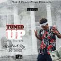 Nakuu - Tuned Up mixtape cover art