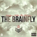 Naledge & Willie The Kid - The BrainFly mixtape cover art