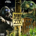 NAWF Atlanta Zoo mixtape cover art