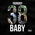 NBA YoungBoy - 38 Baby mixtape cover art