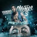 NBA YoungBoy - Mind Of A Menace 3 mixtape cover art