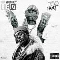 NBA Youngboy x Lil Uzi Vert - Too Fast mixtape cover art