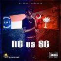 NC Vs. SC mixtape cover art
