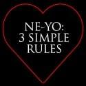 Ne-Yo - 3 Simple Rules mixtape cover art