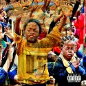 Neako - The LVLGOD EP mixtape cover art