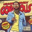NeighbrHood Milly - Gorgeous mixtape cover art