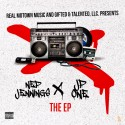 Nep Jennings & JP One - The EP mixtape cover art