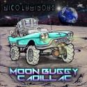 Nico Luminous - Moon Buggy Cadillac mixtape cover art