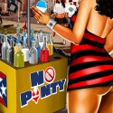 No Panty - WestSide Highway Story mixtape cover art