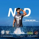 Noah Darrius - Deeper Than Music mixtape cover art