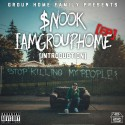 $nook - IAmGroupHome (Introduction) mixtape cover art