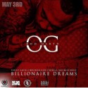 OG Boo Dirty - Billionaire Dreams mixtape cover art