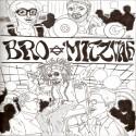 OG Juan & Papa E Pill - BroMitzvah mixtape cover art