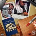OG Muns - 100% Truth mixtape cover art