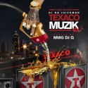 OJ Da Juiceman - Texaco Muzik mixtape cover art