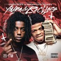 OMB Peezy & Sherwood Marty - Young & Reckless mixtape cover art