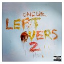 OnCue - Leftovers 2 mixtape cover art