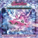 Operation Dankstar - #Friendshipisthebestship mixtape cover art