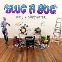 Opiuo & Shapeshifter - Slug A Bug EP mixtape cover art