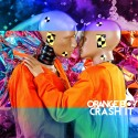 Orange Boy - Crash It EP mixtape cover art