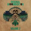 Original Moombahton 2 mixtape cover art