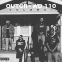 Out Crowd 110 - Volume 1 mixtape cover art
