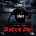 Page Kennedy - Straight Bars mixtape cover art