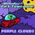 Park Town Bone - Martian Muzik mixtape cover art