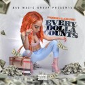 Parris LaDame - Every Dolla Counts mixtape cover art