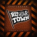 PartyBreak - Rep Your Town mixtape cover art