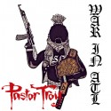 Pastor Troy - War In ATL mixtape cover art