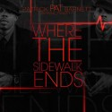 Patrick P.A.T. Barnett - Where The Sidewalk Ends mixtape cover art