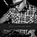 Paul E - Fall Edit Pack mixtape cover art