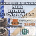 Peewee Longway - Mr. Blue Benjamin mixtape cover art